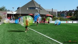 Bubble voetbal huren v.v. Oegstgeest